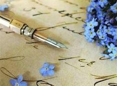 --vintage-letters-handwritten-letters
